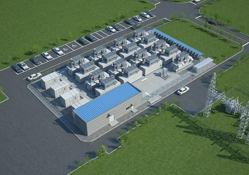 Power company to use residual heat generated by fuel cells for power generation