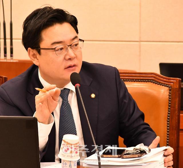 김성원 국회의원, 4년 연속 자유한국당 국정감사 우수의원 선정