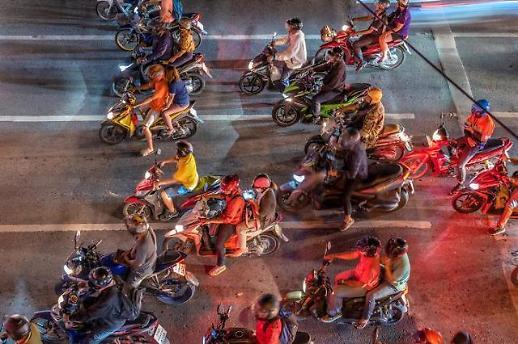 [NNA] 태국, 10월 신규 이륜차 등록 3개월만에 증가