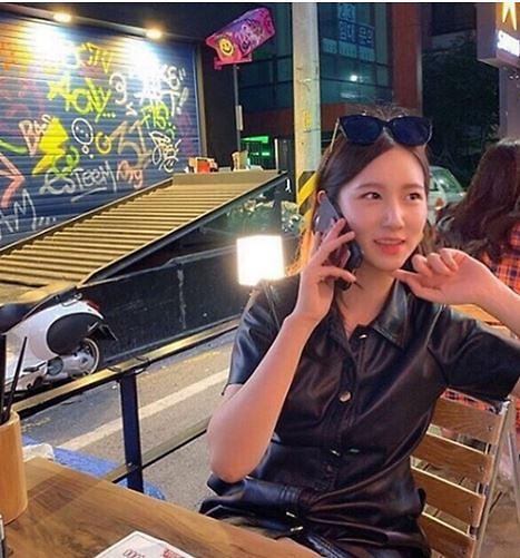 [슬라이드 #SNS★] 강두♥이나래 나이 차는? #연애의맛3