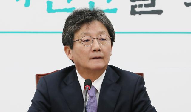 한국당·변혁, 보수대통합 논의 '삐걱'…유승민, 대표직 사퇴