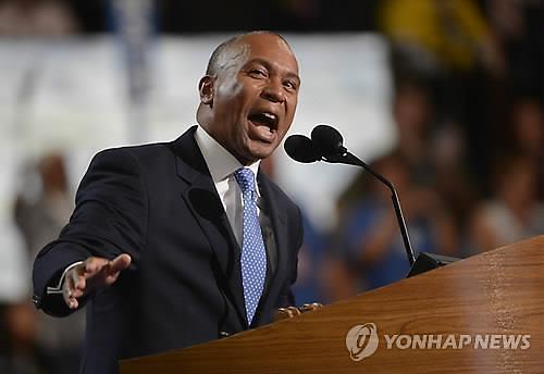 흑인 패트릭, 美민주당 대선경선 출마한다…14일 공식발표