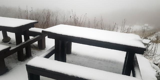 [오늘의 날씨 예보] 출근길 초겨울 추위...전국 곳곳에 비·눈