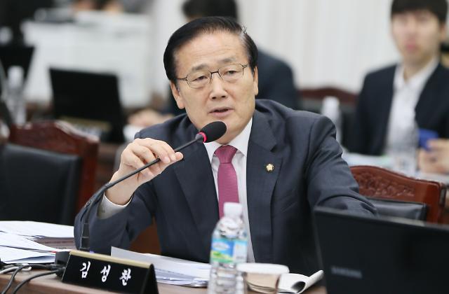 해군출신 김성찬 한국당 의원…총선 불출마 선언