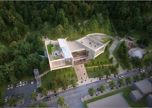 계양산성박물관,내년3월 개장 예정…현재 공정률 95%