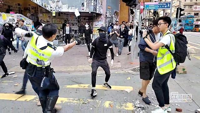 [NNA] 홍콩에서 본토와 타이완으로 대피하는 학생 늘어나