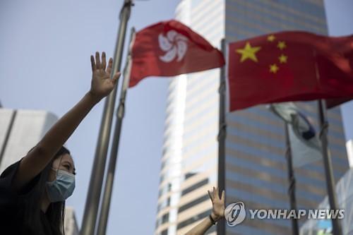 홍콩 올해 성장률 -1.3% 전망...10년만에 첫 역성장할 듯