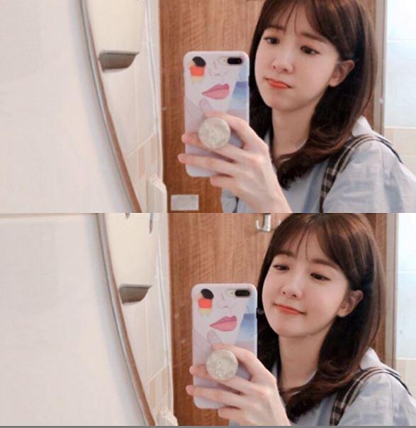 "[#SNS★] 정인선 일상 모습 보니 ""청순미 끝판왕"""