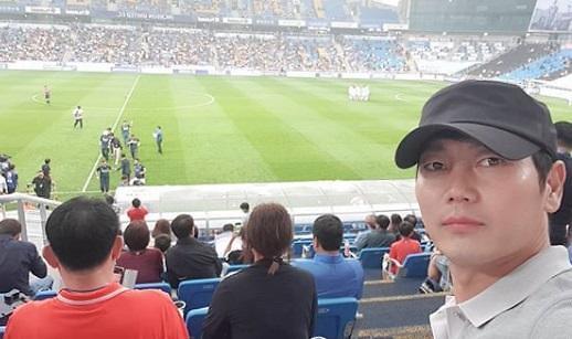 [#SNS★] 송종국 근황은 아름다운 동행