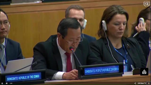 北, 인권결의 반발…북·미 대화 열려도 美 대북 적대정책 철회시 핵 논의