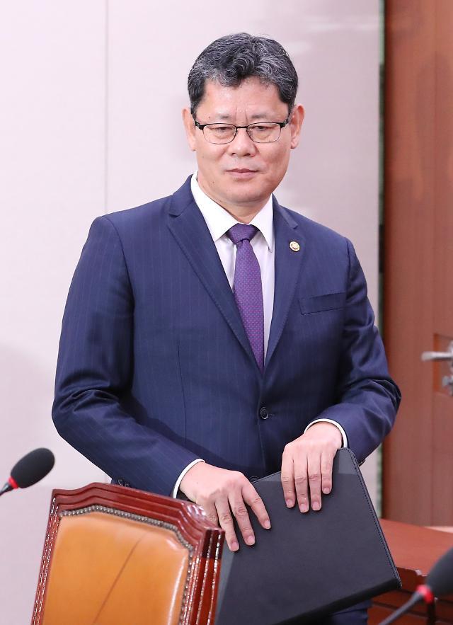 김연철 통일부 장관, 첫 訪美...금강산 등 논의