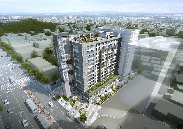 강서구에만 6번째 역세권 청년주택...공항동 일대 300여가구