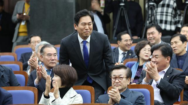 """민주당 새내기 손금주 """"개혁 과제 완수에 최선"""""""
