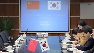 韩中自贸协定第二阶段第六轮谈判明在北京启动