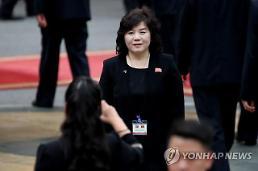 北朝鮮の崔善姫氏、ロシア訪問・・・「米朝交渉を議論するよう」