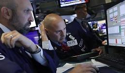 .[纽约股市收盘] 贸易协商悲观论调中创下最高值.