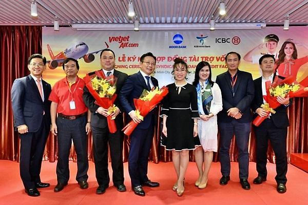 우리은행, 베트남 1위 LCC 항공기금융 단독 주선