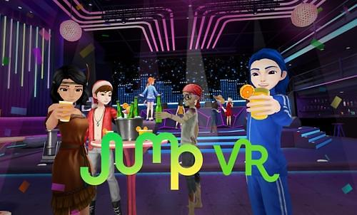 ​SK Telecom releases VR playground for avatar characters