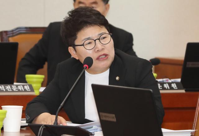 """임이자 """"정부 주 52시간제 발표, 입법부 무시…미봉책"""""""