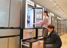 .立式泡菜冰箱在韩受追捧.