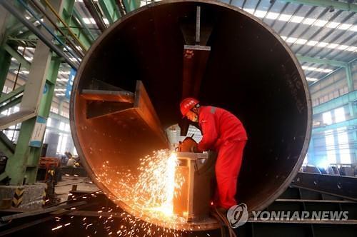 중국 경기하방 무풍지대 성장률 톱3 지역은?