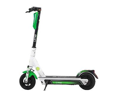 GS Caltex partners with U.S. company Lime to provide electric kick scooter charging service