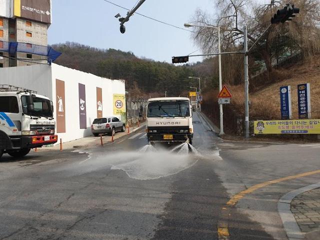 대전동구, 건축공사장 비산먼지·소음 줄이기 적극 나서