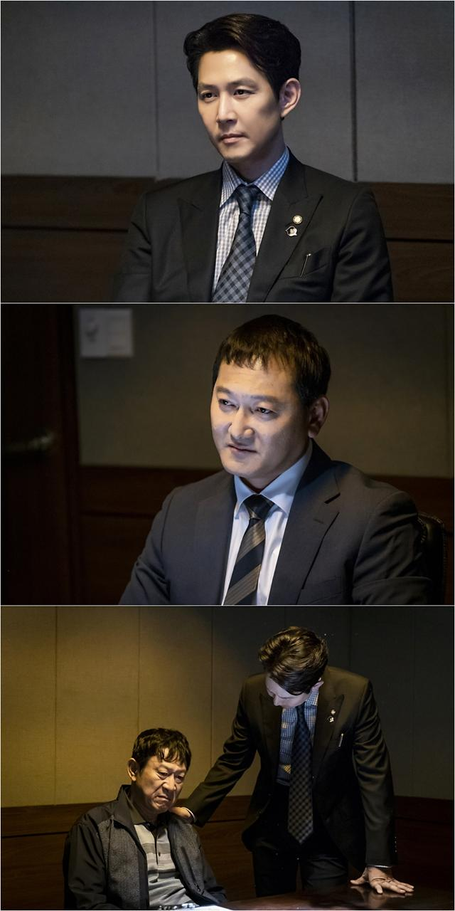 """보좌관2 제작진 """"이정재, 김갑수 일격에 아버지 김응수까지 위기"""""""