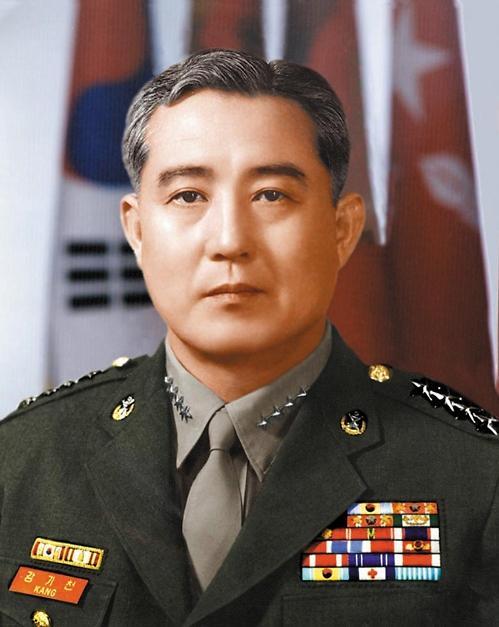해병대 최초 4성장군 강기천 前해병사령관 별세