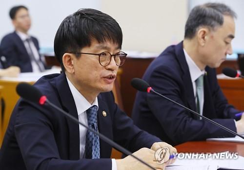 박재민 차관, 지소미아 종료 대안 TISA 보도 금시초문