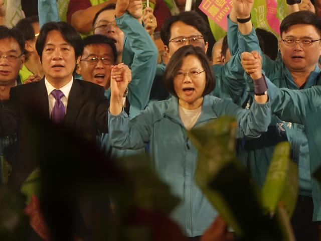 홍콩 시위에 대만 반사이익...내년 차이잉원 재선 가도 청신호
