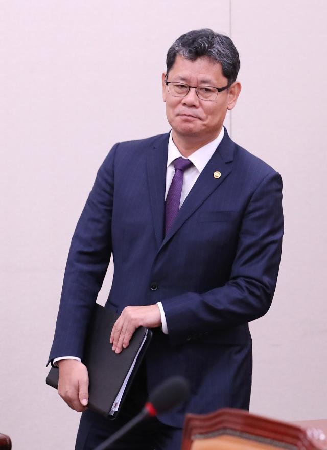 """김연철 통일부 장관 美 동포간담회서 """"北 선원 왜 추방했나"""" 항의 곤욕"""