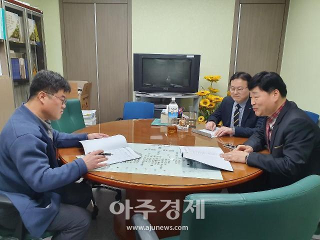 군산시, 국가예산 확보 연일 국회 총력 대응