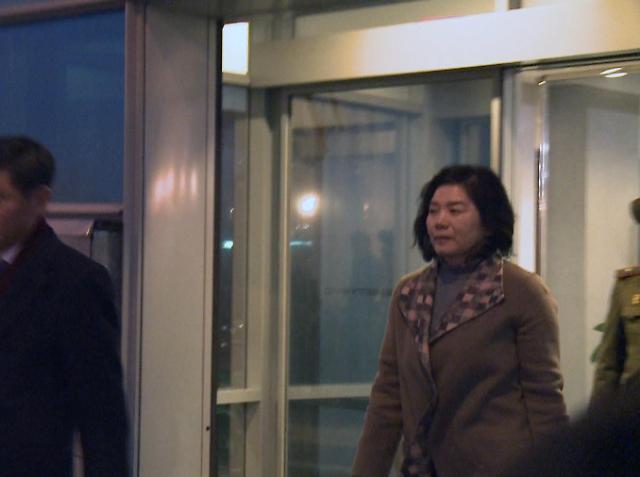 朝鲜副外相崔善姬访俄 参加第一届朝俄战略对话