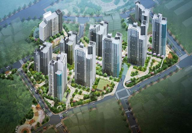 두산건설, 11월 산업단지 직주근접형 아파트 인천 부평 두산위브 더파크 분양