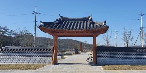 인천 강화군,민통선 안보관광코스 중 하나인 고려천도공원 개장