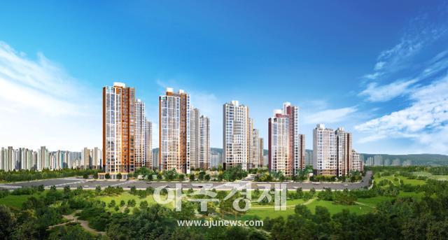 대광건영, '7호선 옥정역 대광로제비앙' 오픈