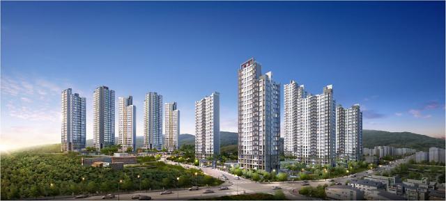 라인건설, 일광신도시 이지더원 2차 모델하우스 22일 오픈