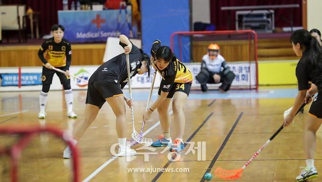대진대학교, 제12회 전국학교스포츠클럽 플로어볼 대회개최