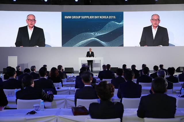 """벤트 BMW 구매 총괄 """"한국 협력사, 미래 기술 확보 과정서 기여도 높아"""""""