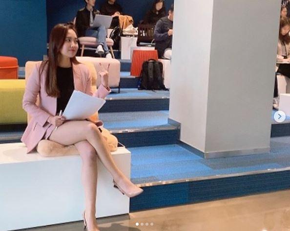 [슬라이드 #SNS★] 박진우♥김정원 나이 차이는? #연애의맛3