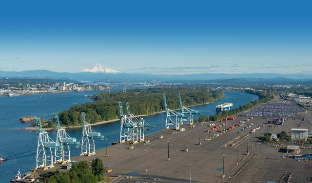 SM상선, 기항지에 '포틀랜드' 추가…미주 물류서비스 강화