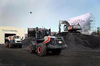 斗山インフラコア、無人自動化建設システムの試演