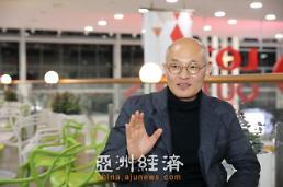 .艺术殿堂首席策展人李东拲:中韩书画艺术相互包容创新发展.