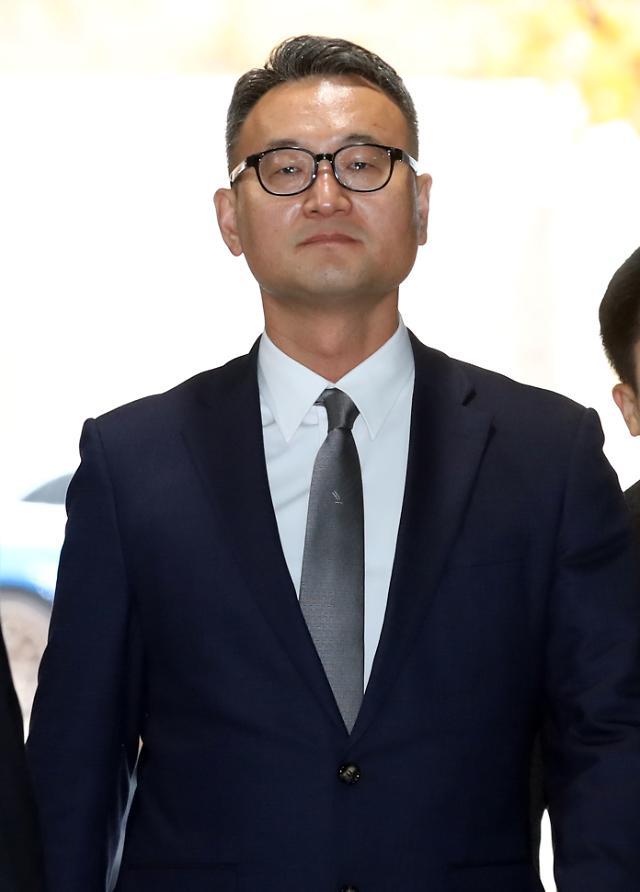 '뇌물 혐의' 이동호 전 고등군사법원장 구속