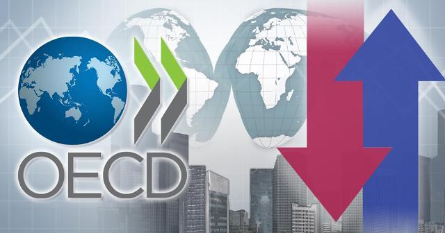 OECD将韩国经济增速下调至2.0%