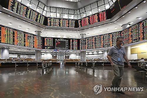 [아시아증시]미중무역협상 타결 난망에 中·日도 흔들