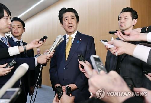 """아베 """"한국이 전략적 관점에서 판단한 것…연대 중요"""""""