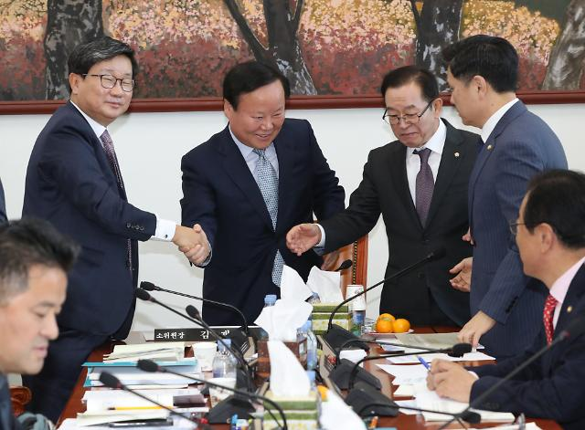 예산소위, '소소위 구성' 놓고 이견…한국당, '김재원+3당 간사' 참여 주장