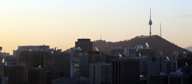 [내일 날씨] 서울 아침 기온 크게 떨어져… 미세먼지는 보통